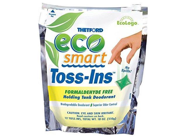 Thetford Marine 32952 Thetford 32952 Eco-Smart Non-Formaldahyde, Toss-In Rv