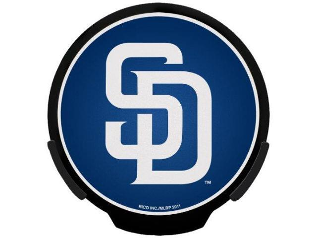 Rico Industries Pwr6201 Mlb San Diego Padres Led Power Decal