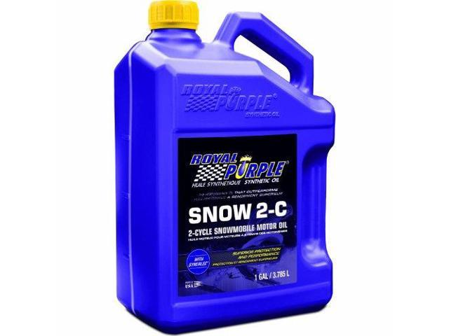 Royal Purple 4511 Snow 2-C Tcwiii Gal. Bottle