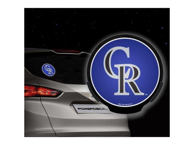 Rico Industries Pwr6401 Colorado Rockies Power Decal