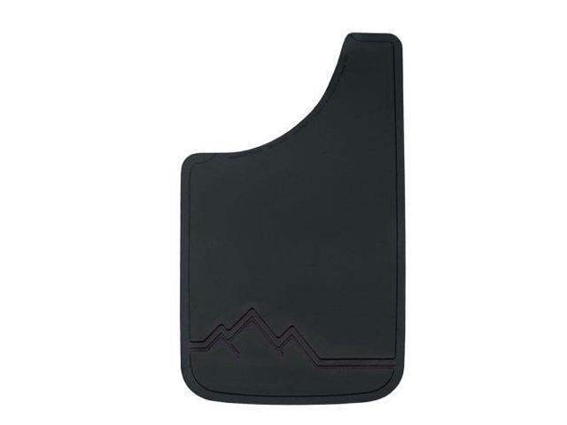 Plasticolor 000520R01 Black Off Road Scene Easy Fit Mud Guard  11