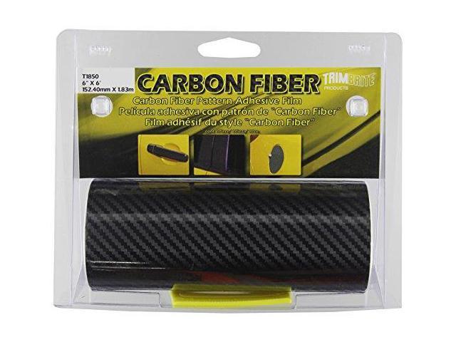 Trimbrite T1850 Carbon Fiber Adhesive Film