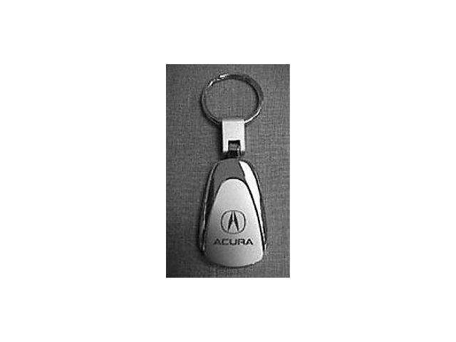 Auto Gold Kc3Acu Teardrop Keychain Acura