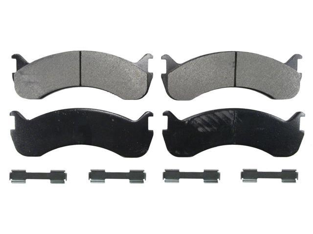Wagner Sx786 Disc Brake Pad - Severeduty, Front, Rear