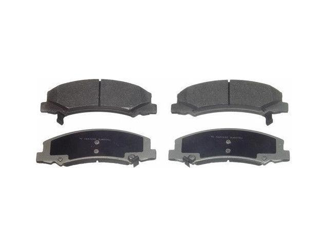 Wagner Mx1159 Disc Brake Pad - Thermoquiet