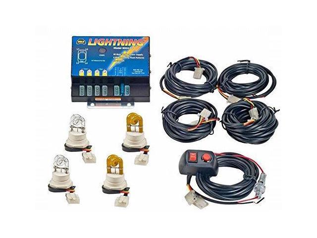 Wolo 80042Ccaa Lightning 2 Strobe Kit