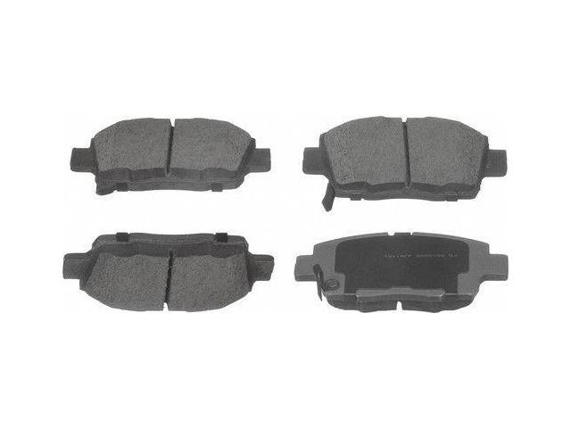 Wagner Qc1249 Disc Brake Pad - Thermoquiet