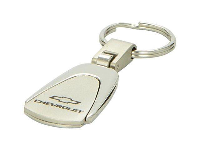 Auto Gold Kc3Chv Teardrop Keychain Chevy