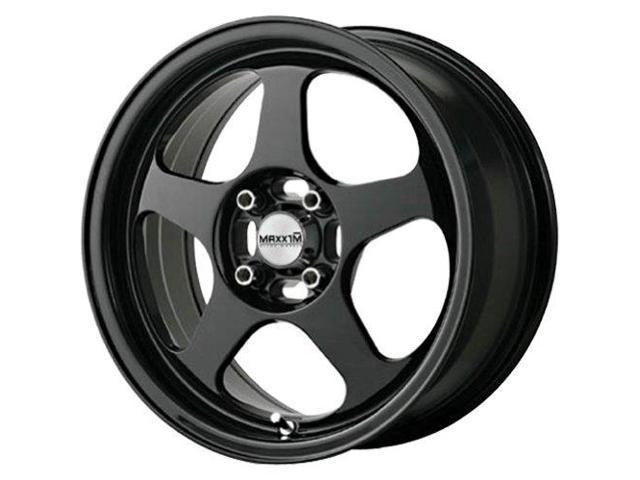 Konig Ai56410385 Maxxim Air Black - 15 X 6.5 Inch Wheel
