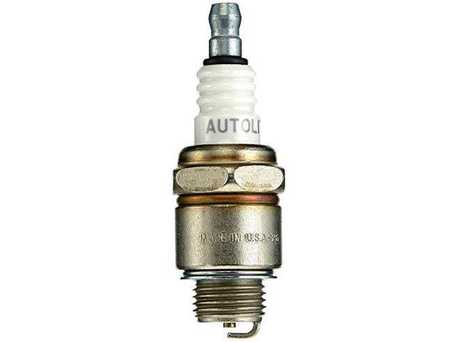 Autolite 458Dp Copper Core Spark Plug, 1 Per Card
