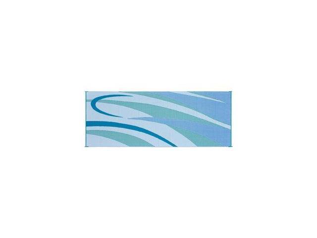 Ming'S Mark Gc3 Blue/Green 8' X 20 Graphic Mat