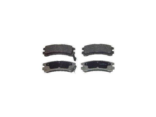 Wagner Mx401 Disc Brake Pad - Thermoquiet