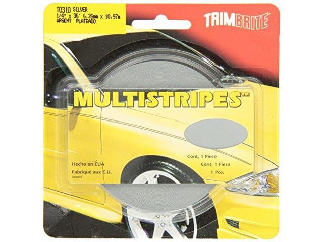 Trimbrite T0310 Multistripe 1/4
