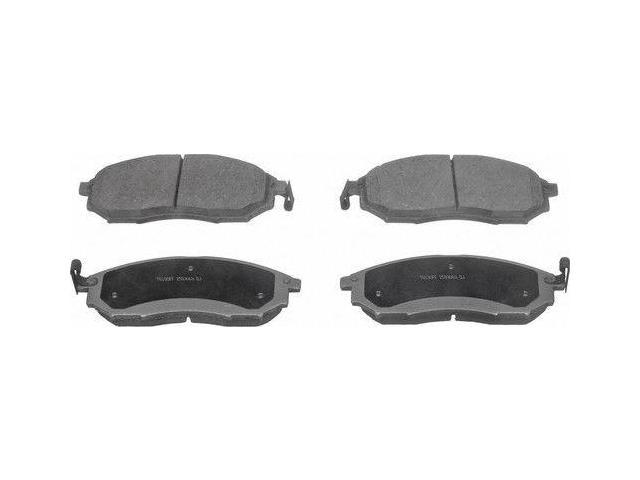 Wagner Qc888 Disc Brake Pad, Front