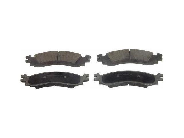 Wagner Qc1158 Disc Brake Pad - Thermoquiet