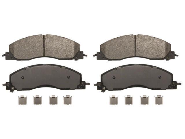 Wagner Sx1399 Disc Brake Pad - Severeduty, Front