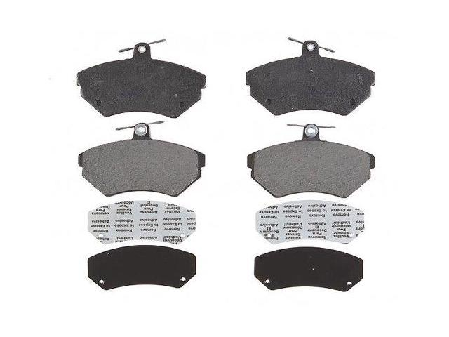 Raybestos Pgd704M Professional Grade Semi-Metallic Disc Brake Pad Set