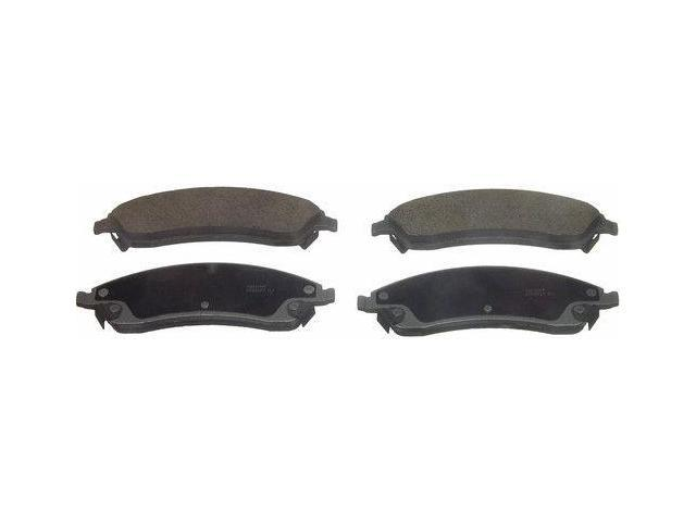 Wagner Qc1019 Disc Brake Pad - Thermoquiet