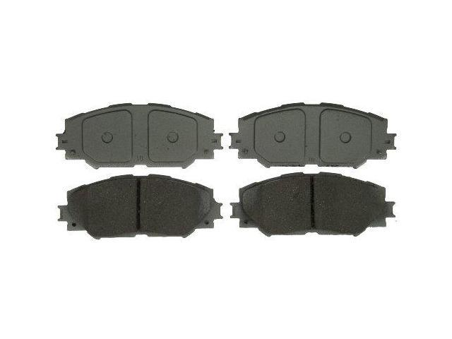 Wagner Qc1210 Disc Brake Pad - Thermoquiet