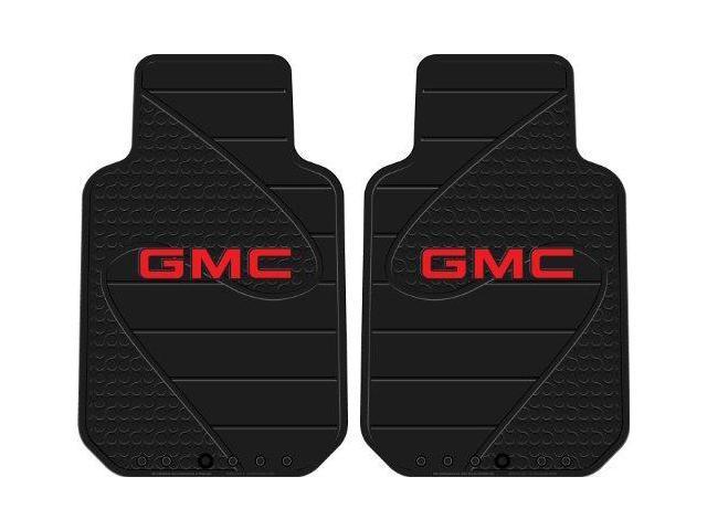 Plasticolor 001457R01 Gmc Logo Floormats