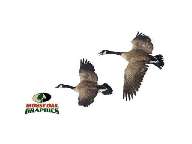 Mossy Oak Graphics 13009 Canada Goose Flying Left Decal