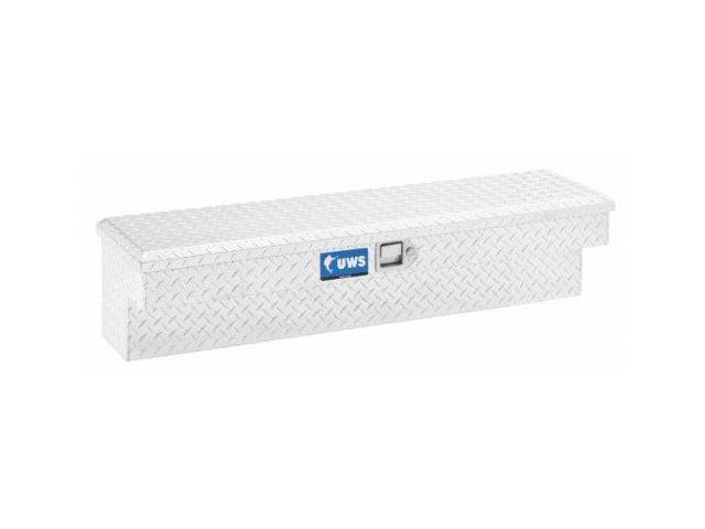 Uws Tbsm-48 Aluminum Side Mount Box With Beveled Insulated Lid