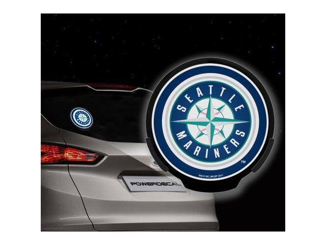 Rico Industries Pwr4901 Seattle Mariners Power Decal