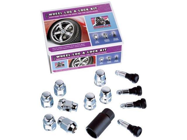 Gorilla Automotive 71943 Whl Inst Kit 14Mmx1.50