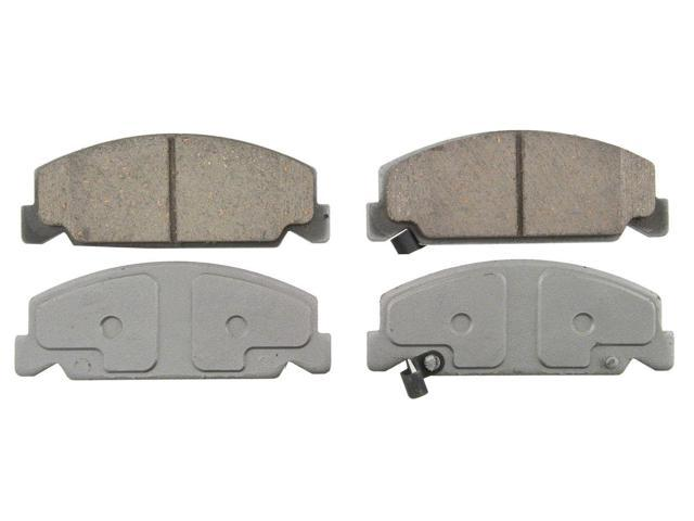 Wagner Qc273 Disc Brake Pad - Thermoquiet, Front