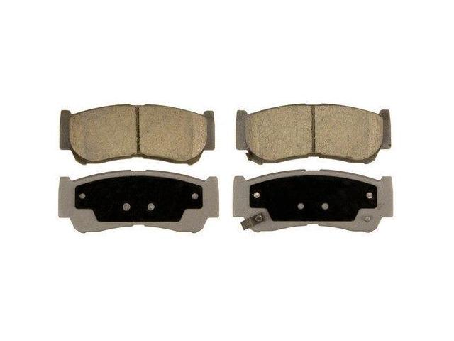 Wagner Qc1297 Disc Brake Pad - Thermoquiet