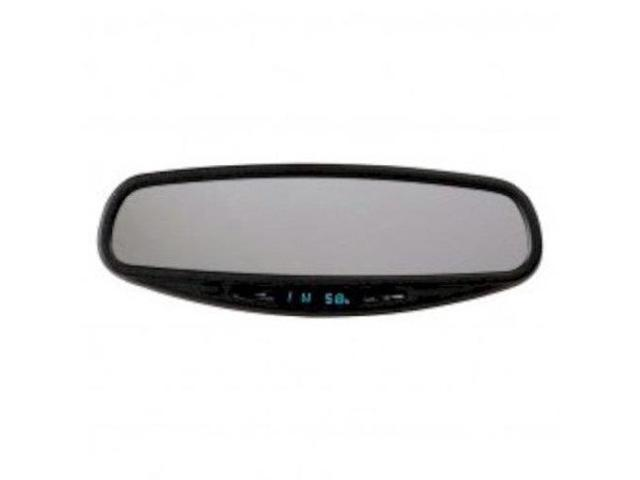 Brandmotion 1110-2519  Auto Dimming Mirror With Comp/Temp Display