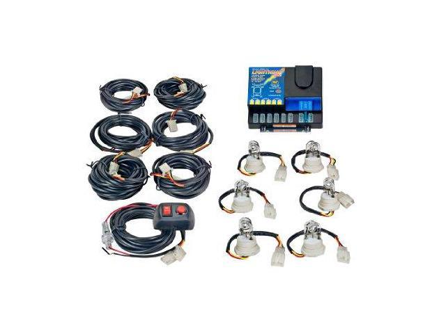 Wolo 800616C Lightning Plus Strobe Kit