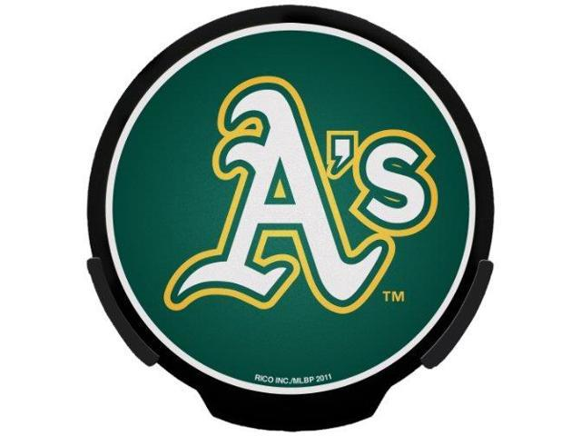 Rico Industries Pwr4801 Mlb Oakland Athletics Led Power Decal