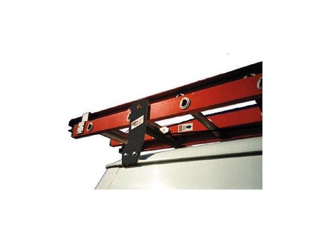 Cross Tread 86002 Van Rack 2 Bar Blkgut