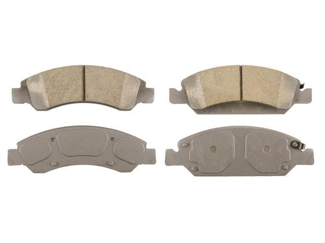 Wagner Qc1363 Disc Brake Pad - Thermoquiet, Front