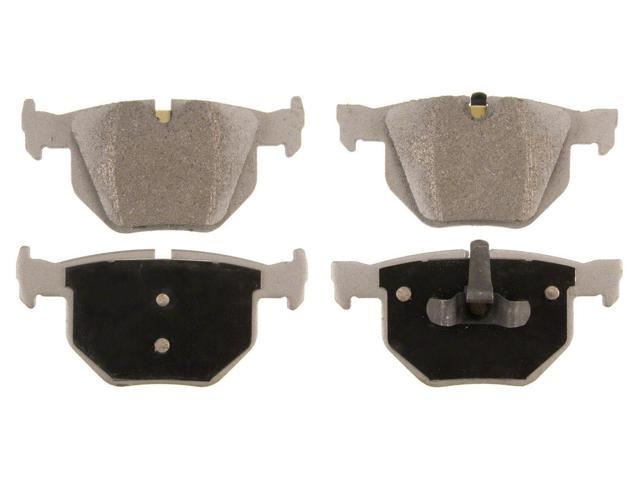 Wagner Mx1170 Disc Brake Pad - Thermoquiet, Rear