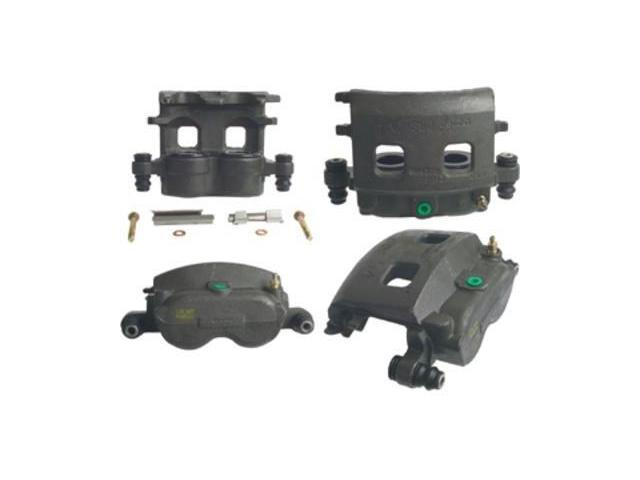 Cardone 18-4833 Remanufactured Domestic Friction Ready (Unloaded) Brake Caliper