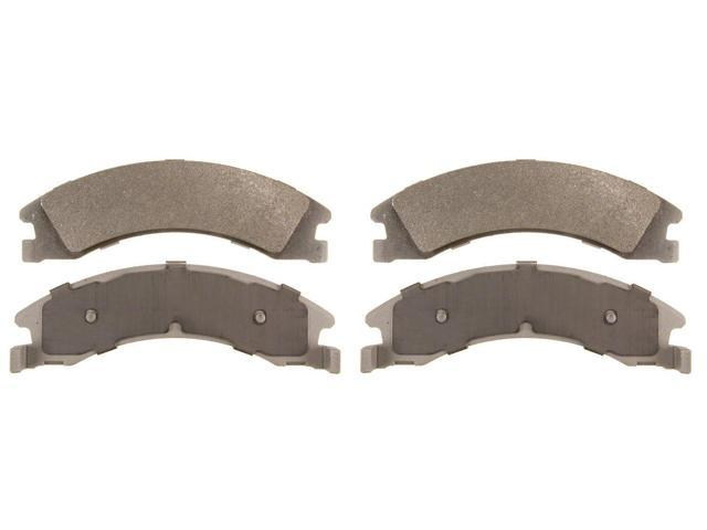 Wagner Mx1329 Disc Brake Pad - Thermoquiet, Rear