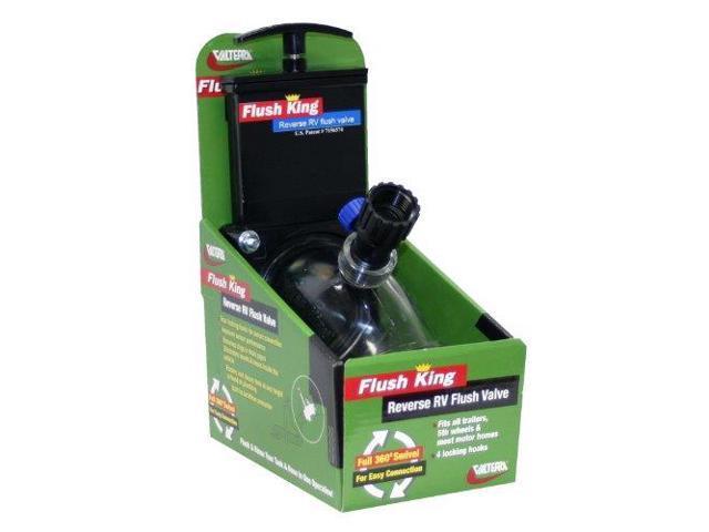 Valterra F02-4350 Reverse Rv Flush Valve