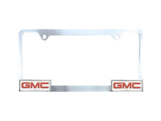 Pilot Automotive Wl-041C Gmc Chrome License Plate Frame