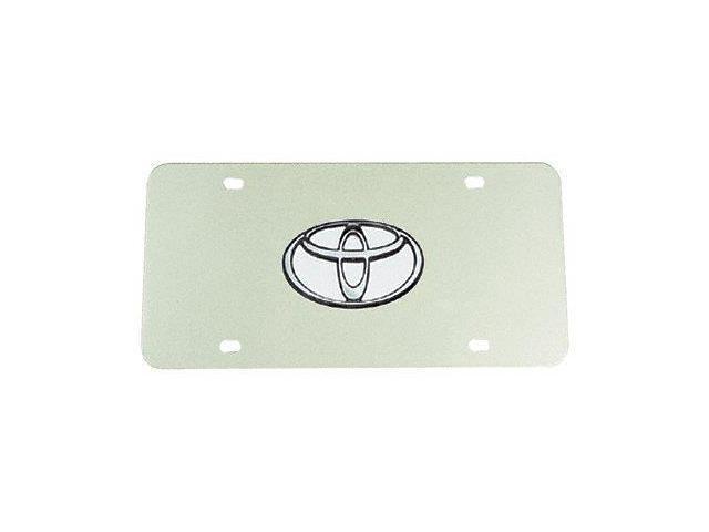 Auto Gold Toycc Toyota Logo Chr/Chr Plt