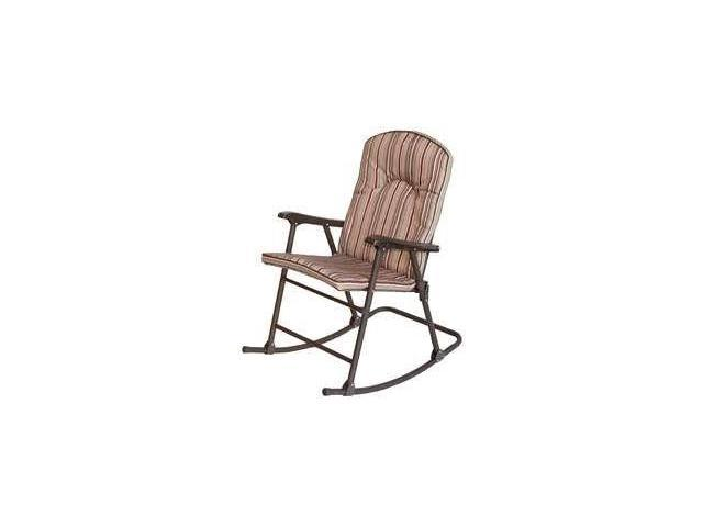 Prime Products 13-6803 Red Rock Cambria Padded Rocker