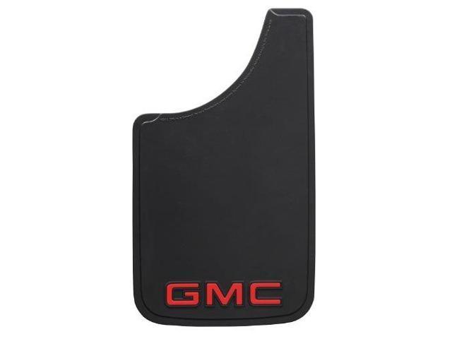 Plasticolor 000511R01 Gmc Logo Easy Fit Mud Guard  11