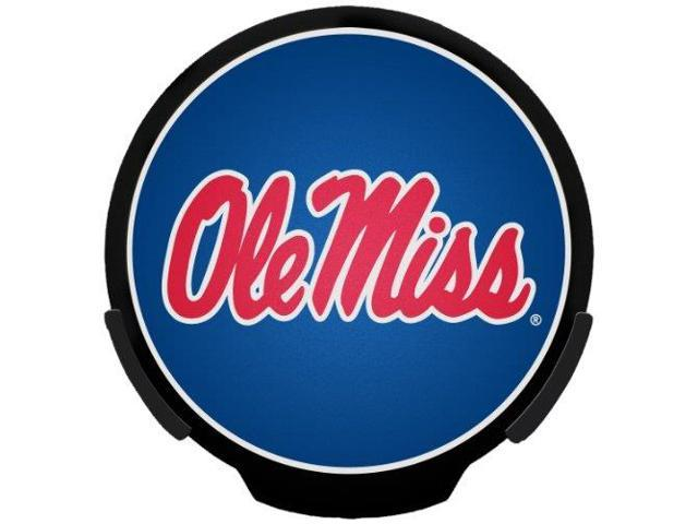 Rico Industries Pwr160201 Ncaa Ole Miss Rebels Led Power Decal