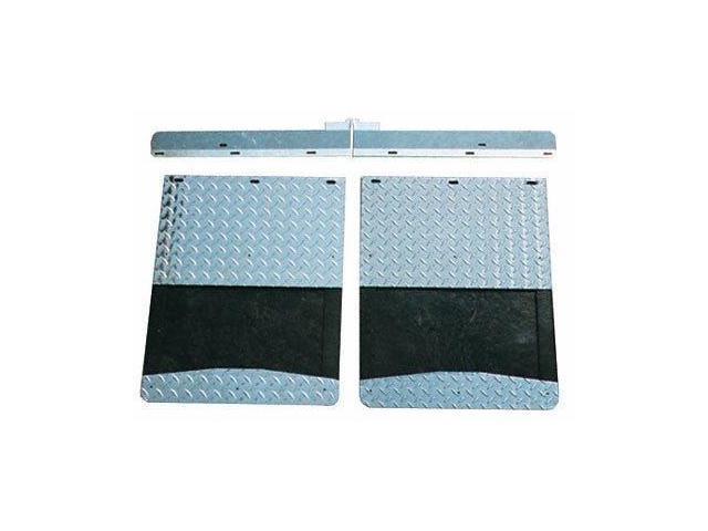 Go Industries D70764Set Dim Mud Flap Set Dge 03