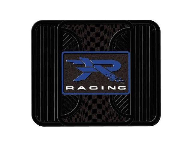 Plasticolor 001063R02 Blue R Racing Velocity Style Molded  Utility Mat 14