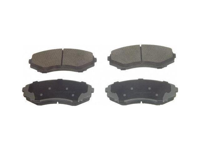 Wagner Qc1038 Disc Brake Pad - Thermoquiet