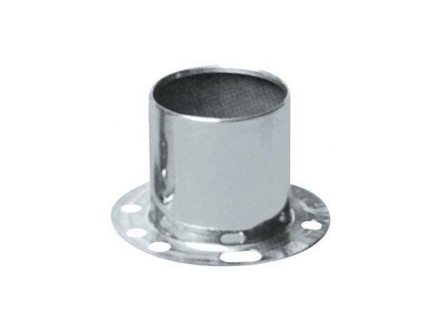 Topline C128S Polished Stainless Steel Center Cap