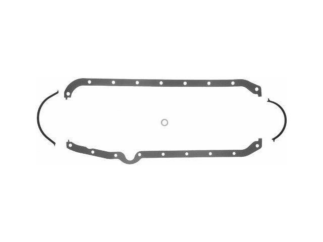 Fel-Pro 1802 Engine Oil Pan Gasket Set - [Oil Pan Set]