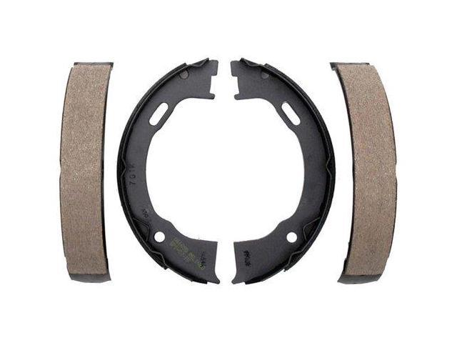 Raybestos 701Pg Professional Grade Parking Brake Shoe Set - Drum In Hat